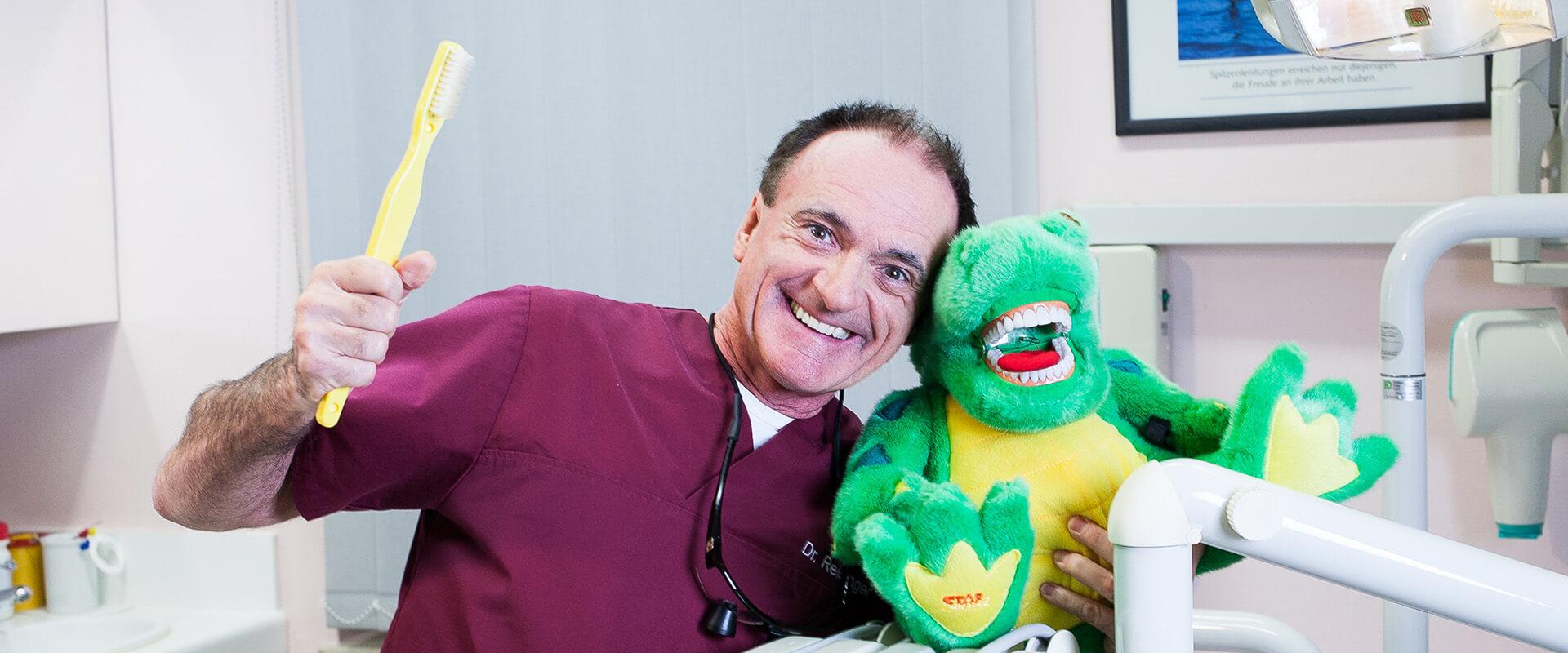 Zahnarzt Reisinger Kinder